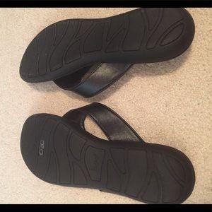b.o.c. Shoes - BOC Brand New Black Flip Flops